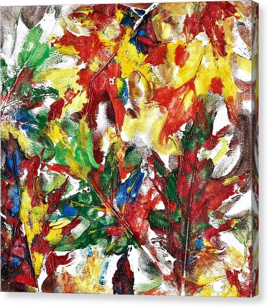 Diversity Of Colors Canvas Print