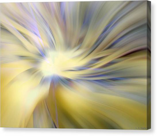 Divine Energy Canvas Print