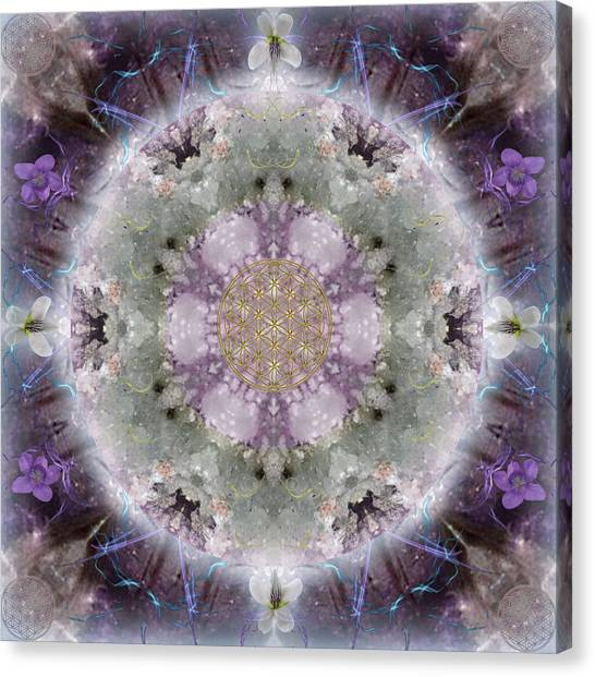 Divine Love Canvas Print