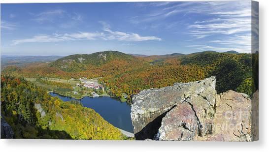 Dixville Notch State Park - Dixville Notch New Hampshire  Canvas Print
