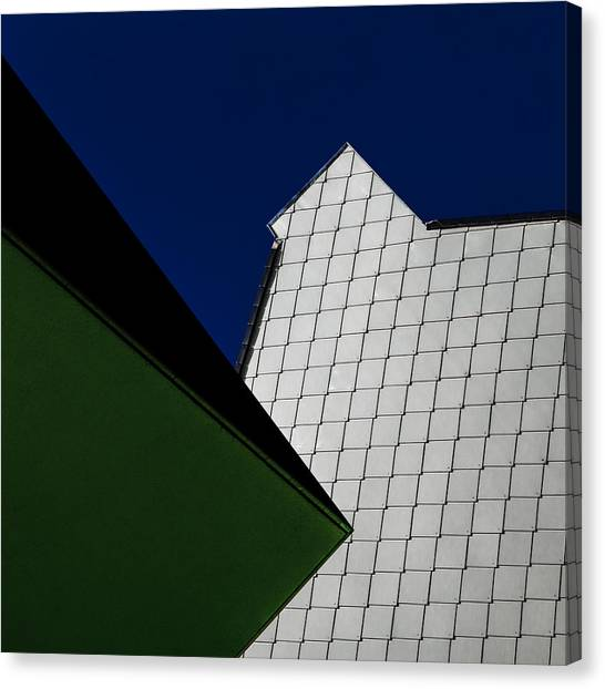 Museums Canvas Print - Do-mino by Gilbert Claes
