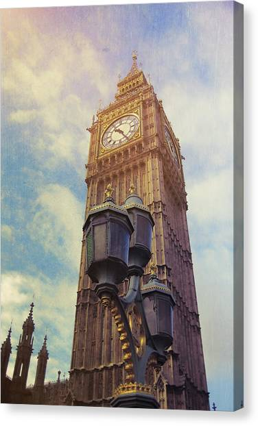 Do You Have The Time? Canvas Print by JAMART Photography