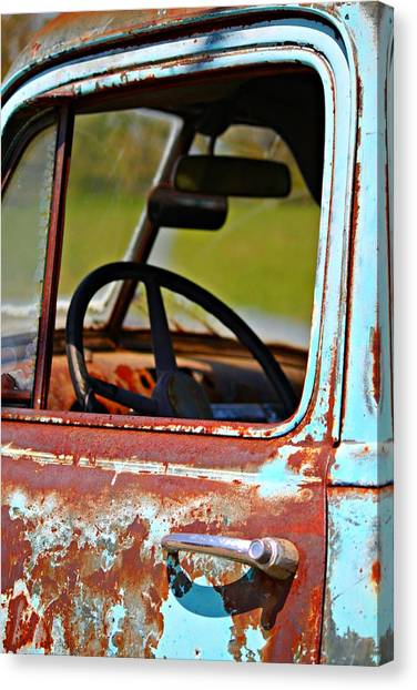 Do You Need A Ride- Fine Art Canvas Print