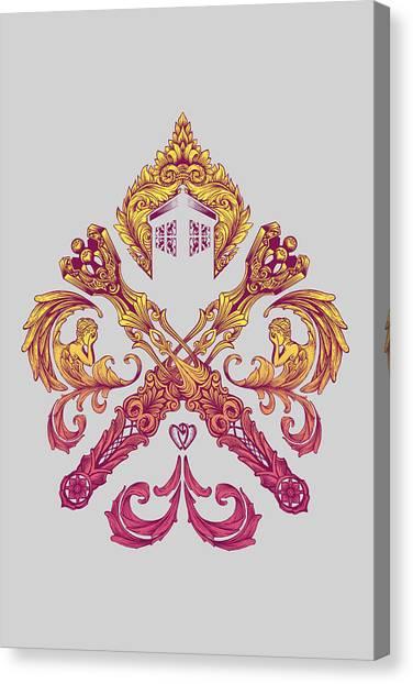 Tardis Canvas Print - Doctor Victoriana by Vincent Carrozza