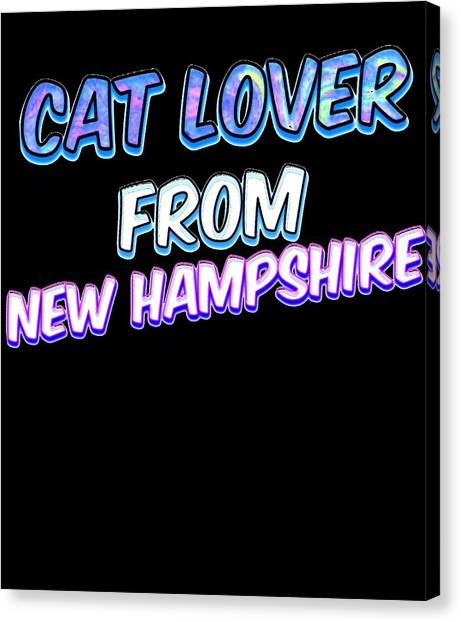 Ocicats Canvas Print - Dog Lover From New Hampshire by Kaylin Watchorn