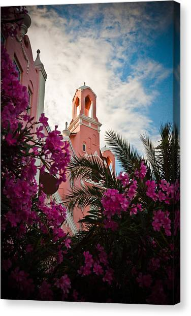 Don Cesar Canvas Print by Patrick  Flynn