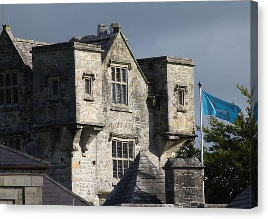 Donegal Castle Canvas Print