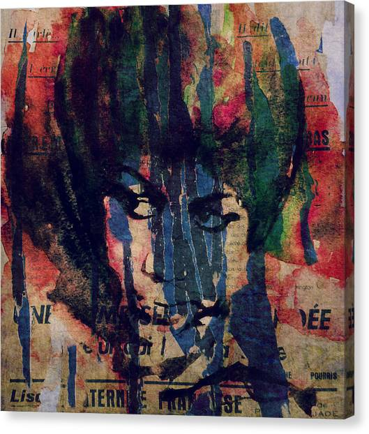 Rhythm And Blues Canvas Print - Don't Play That Song  by Paul Lovering
