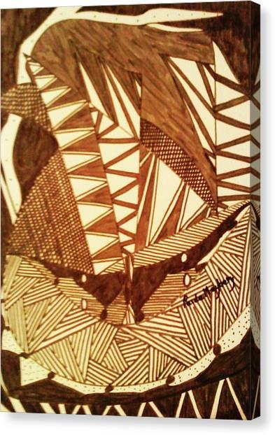 Doodlewat7 Canvas Print