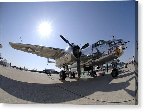 Doolittle's Finest Canvas Print by Aviation Heritage