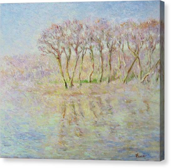 Dordogne, Beynac Et Cazenac Canvas Print