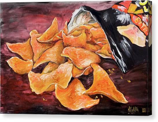 Doritos Canvas Print