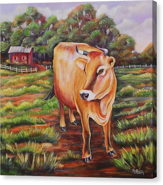 Dorothy Louise Canvas Print