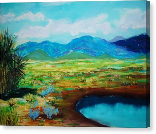 Douglas Canvas Print