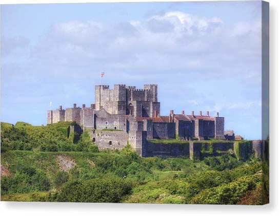 Europa Canvas Print - Dover - England by Joana Kruse