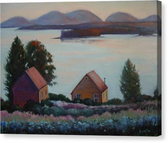 Down East Maine Canvas Print
