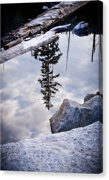 Downside Up Canvas Print