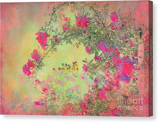 Dr. Huey Reflections Canvas Print