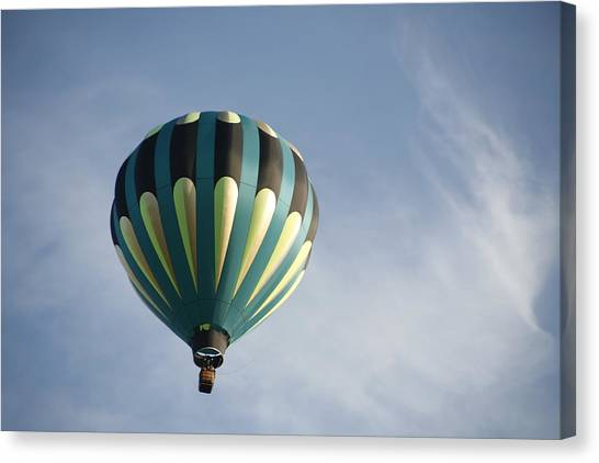 Dragon Cloud With Balloon Canvas Print