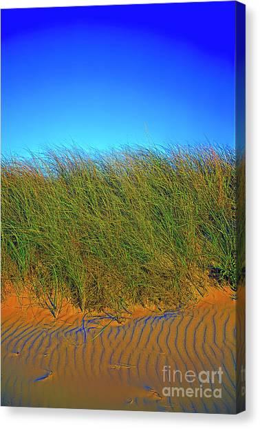 Drake's Island Beach Canvas Print