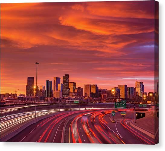 Colorado Plains Canvas Prints
