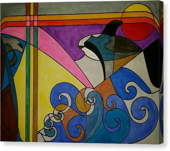 Dream 176 Canvas Print