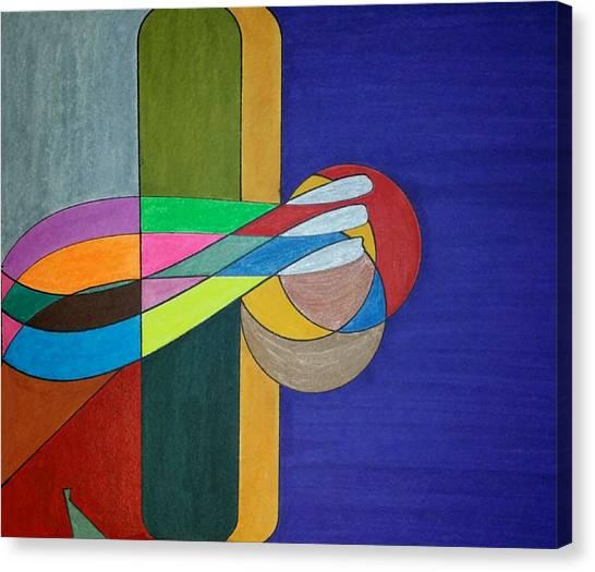 Dream 262 Canvas Print