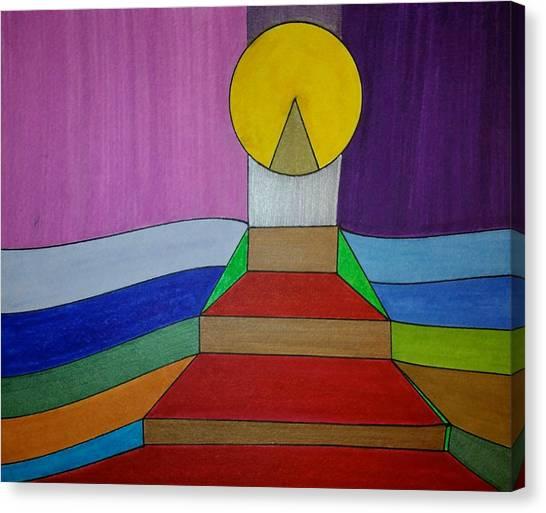 Dream 263 Canvas Print