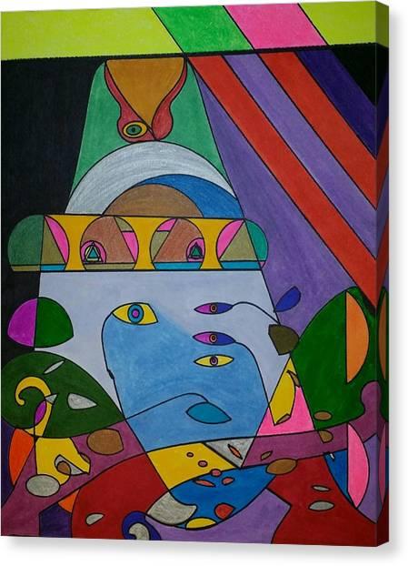 Dream 264 Canvas Print