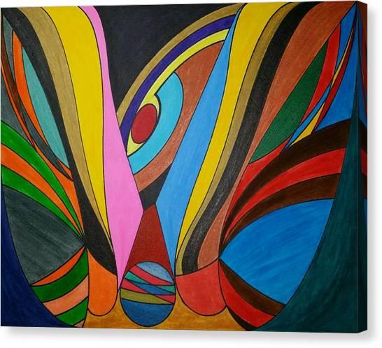 Dream 283 Canvas Print