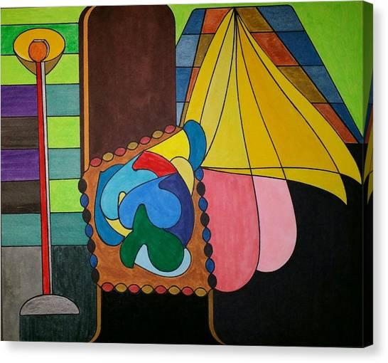 Dream 286 Canvas Print
