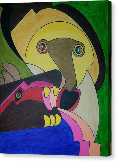 Dream 294 Canvas Print