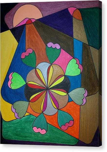 Dream 302 Canvas Print