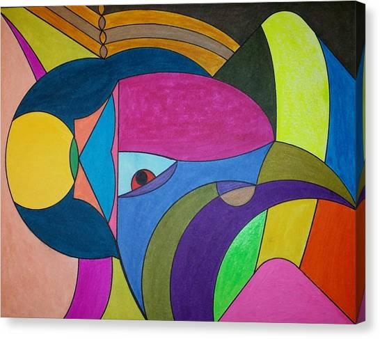 Dream 303 Canvas Print