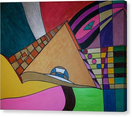 Dream 304 Canvas Print