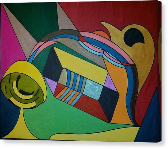 Dream 306 Canvas Print