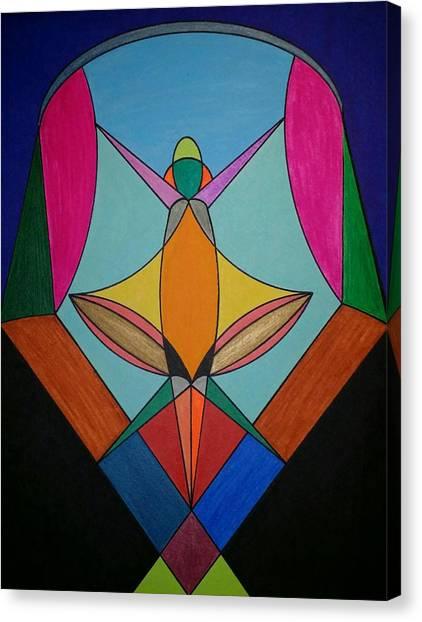 Dream 307 Canvas Print