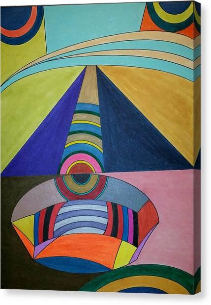 Dream 309 Canvas Print
