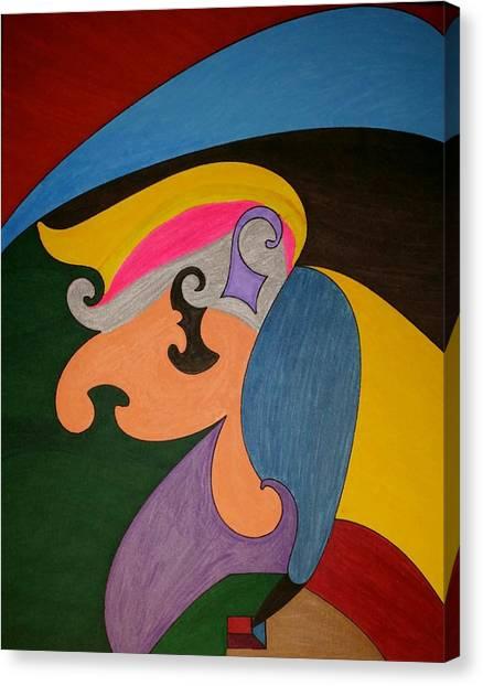 Dream 319 Canvas Print