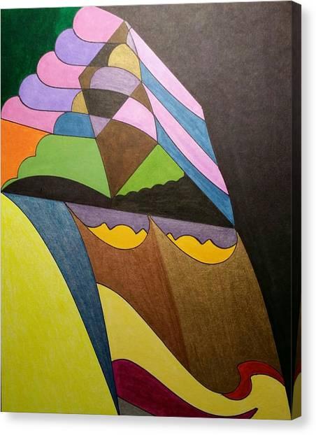Dream 321 Canvas Print