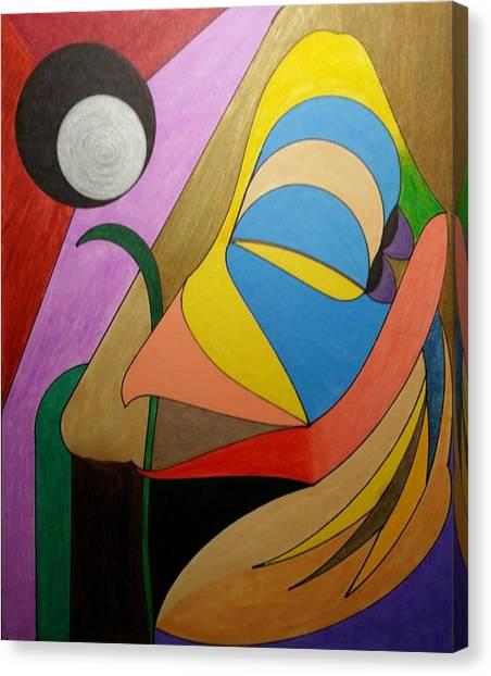 Dream 322 Canvas Print