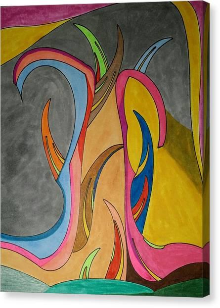 Dream 324 Canvas Print