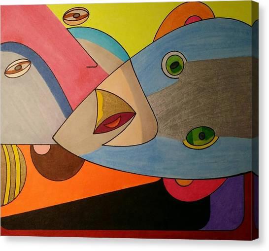 Dream 334 Canvas Print