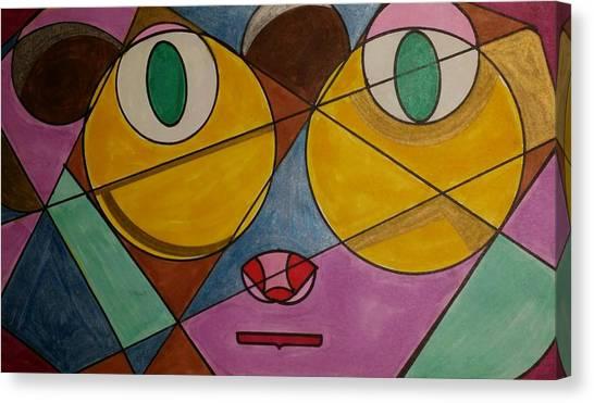Dream 55 Canvas Print