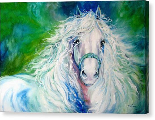 Dream Andalusian Canvas Print