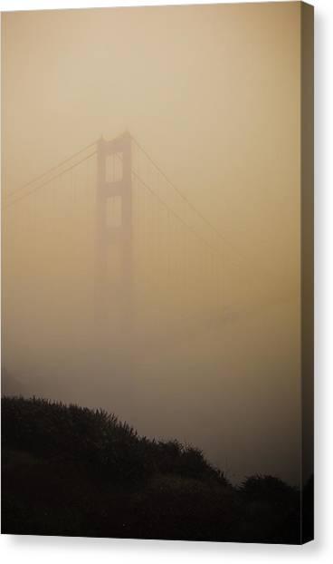 Dream Bridge Canvas Print by Patrick  Flynn