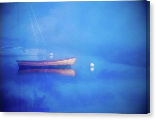 Dream Fog Canvas Print