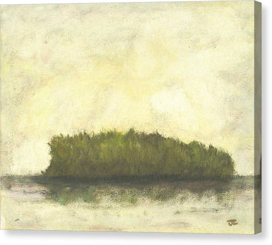 Dream Island I Canvas Print