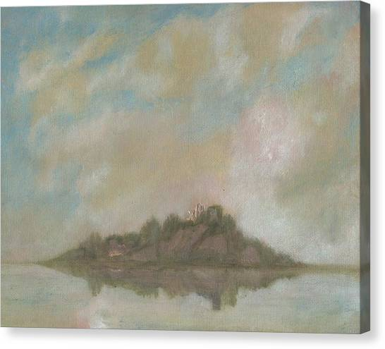 Dream Island V Canvas Print