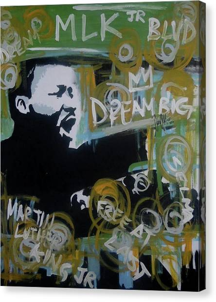Dream Moore Canvas Print
